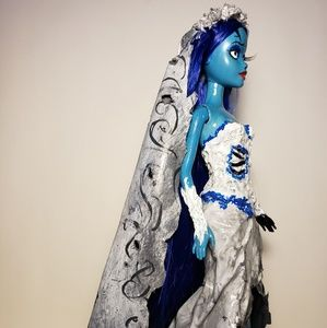 Corpse bride barbie repaint